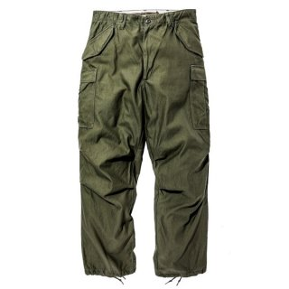 【PRE-ORDER】ザ リアルマッコイズ M-65 FIELD TROUSERS MP20005 THE REAL McCOY'S