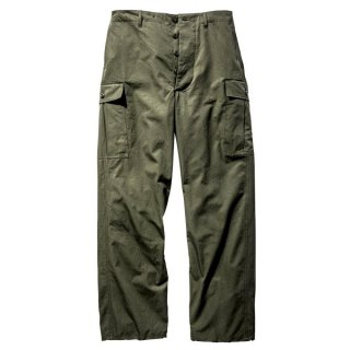 【PRE-ORDER】ザ リアルマッコイズ TROUSERS, MEN'S, COMBAT TROPICAL MP20003 THE REAL McCOY'S