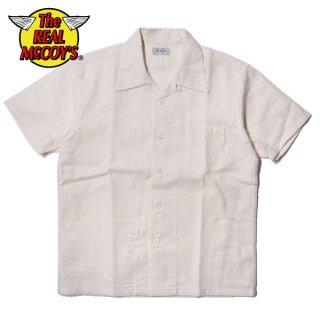 【PRE-ORDER】ザ リアルマッコイズ ジョーマッコイ 半袖パナマシャツ JM PANAMA SHIRT S/S MS20016 THE REAL McCOY'S