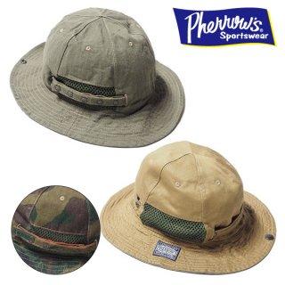 フェローズ リバーシブル ジャングルハット 帽子 20S-PMSH1 PHERROWS