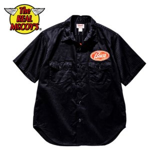 【PRE-ORDER】ザ リアルマッコイズ BUCO CLUB SHIRT S/S / CAVALIERS 半袖シャツ BS20001 THE REAL McCOY'S