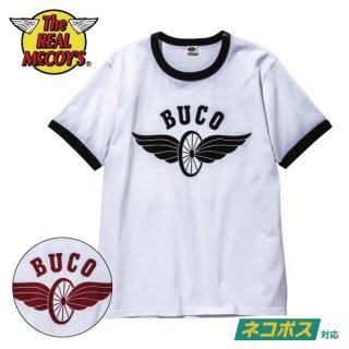 ザ リアルマッコイズ BUCO TEE / FLYING WHEEL ブコ 半袖Tシャツ フライングホイール BC20001 THE REAL McCOY'S