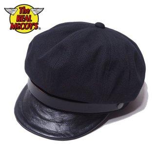 ザ リアルマッコイズ BUCO CANVAS RIDING CAP ブコ キャンバス ライディングキャップ キャスケット 帽子 BA20001 THE REAL McCOY'S