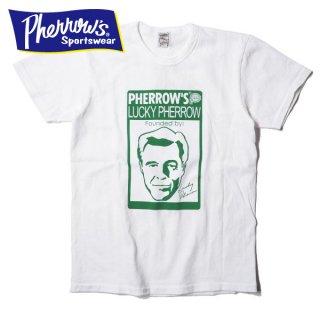 フェローズ プリント Tシャツ 半袖 LUCKY PHERROW 20S-PTJ5 PHERROWS