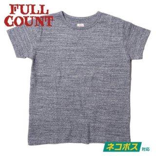 [ネコポス送料200円]フルカウント 無地 杢Tシャツ HEATHER LABOR T SHIRT 5992 FULLCOUNT