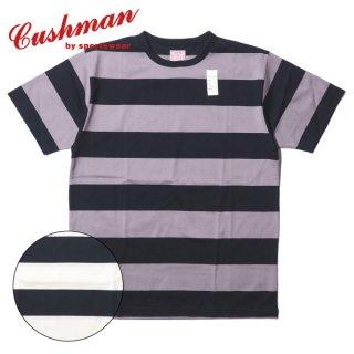 クッシュマン ボーダーTシャツ 半袖 BORDER TEE 26085 CUSHMAN
