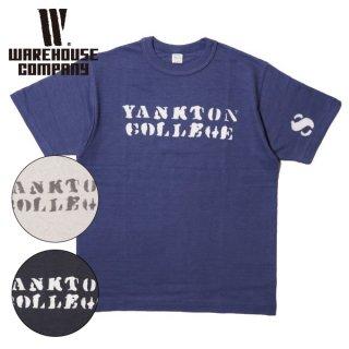 ウエアハウス プリント 半袖 Tシャツ 4601 YANKTON WAREHOUSE