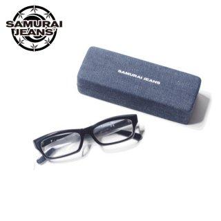 サムライジーンズ セルロイド サングラス 眼鏡 クリアレンズ SEW20-102 SAMURAI JEANS