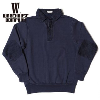 ウエアハウス Lot 480 FIREFIGHTERS JOB SWEAT SHIRTS ONEWASH WAREHOUSE [納期未定][2020年秋冬新作]