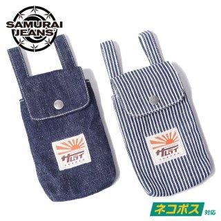 [ネコポス送料200円]サムライジーンズ サムライ自動車倶楽部 新型スマホケース SMSPC20 SAMURAI JEANS