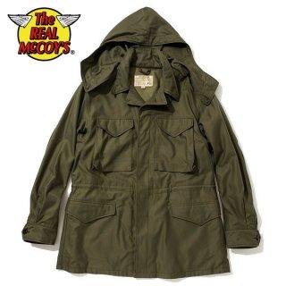 ザ リアルマッコイズ フィールドジャケット ミリタリー JACKET, FIELD, M-1943 MJ20111 THE REAL McCOY'S