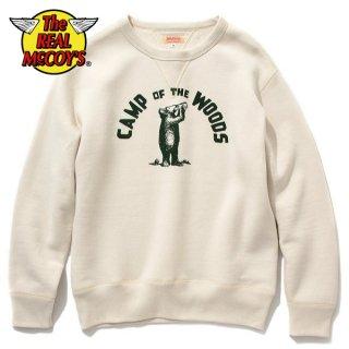 ザ リアルマッコイズ ジョーマッコイ スウェット スエット 吊り編み LOOPWHEEL SWEATSHIRT / CAMPWOODS MC20122 THE REAL McCOY'S