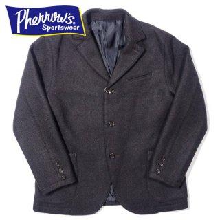 フェローズ ジャケット ヘリンボーン サックコート HERRINGBONE JACKET 20W-PWSC2 PHERROW'S