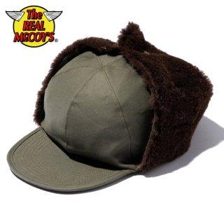 ザ リアルマッコイズ ミリタリー フィールドキャップ 帽子 CAP, FIELD, O.D., MQ-1 MA20107 THE REAL McCOY'S