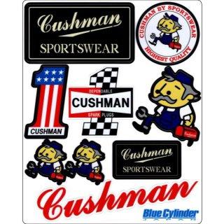 [ネコポス送料200円]クッシュマン オリジナル ステッカーシート STICKER SHEET 29210 CUSHMAN