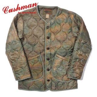 クッシュマン ソフトナイロン キルティングジャケット SOFT NYLON QUILTING JACKET 21361 CUSHMAN