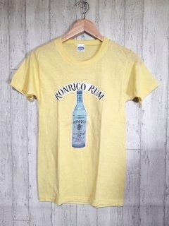 Healthknit ヘルスニット 70s Tシャツ S USA製 黄色