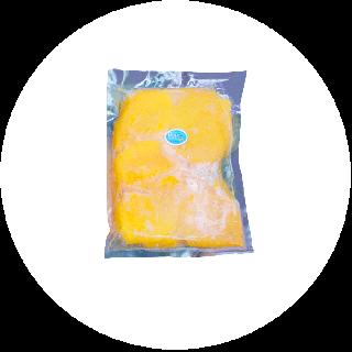 【送料無料/業務用】冷凍完熟マンゴー500g (真空冷凍パック)