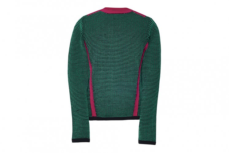 RACING JUMPER GREEN