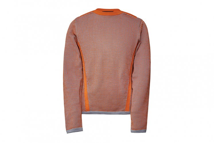 RACING JUMPER ORANGE