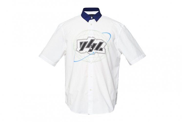 SHORT SLEEVE OFFICER SHIRTS WHITE