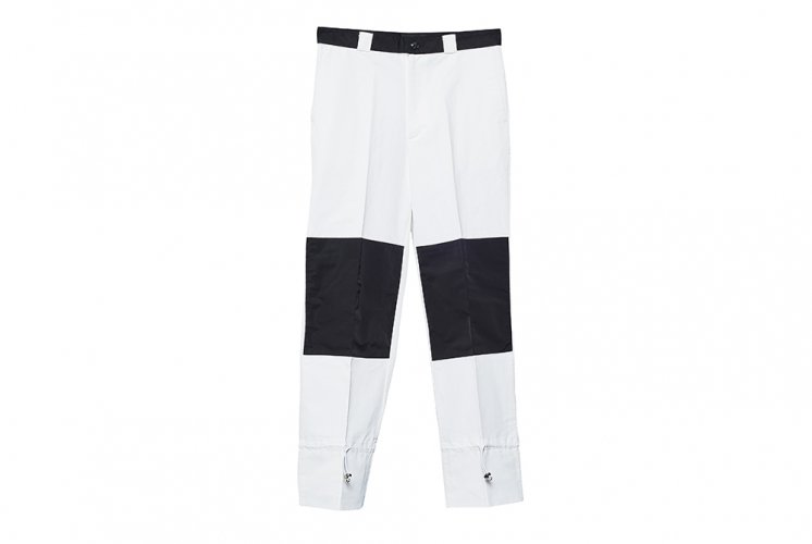 【40% OFF】WORK PANTS WHITE
