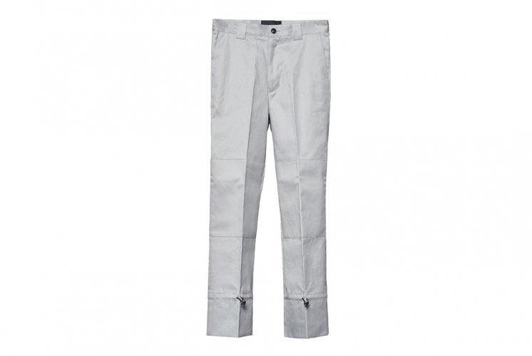 WORK PANTS GREY