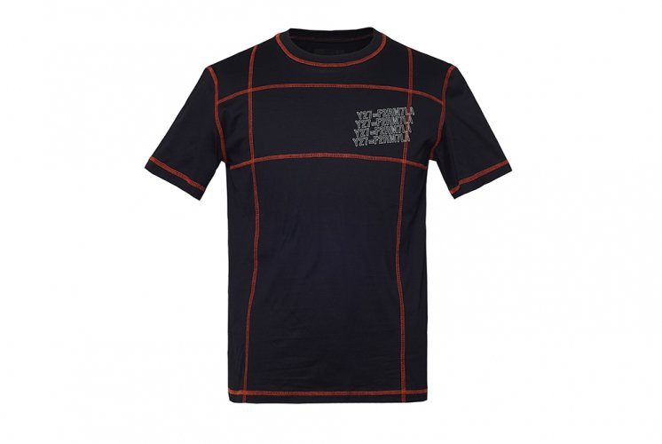 GRID T-SHIRTS BLACK