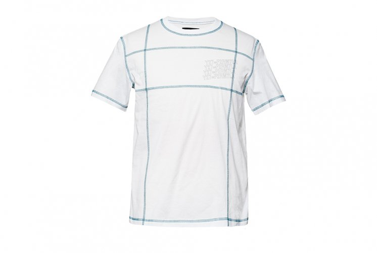 GRID T-SHIRTS WHITE