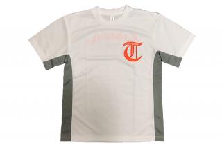 【アウトレット】半袖ドライTシャツ【ホワイト】サイズ:M