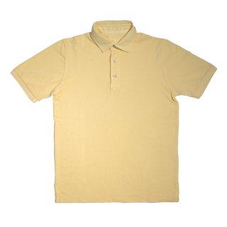 cotton polo shirt YELLOW