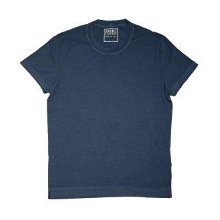 giza cotton t-shirt NAVY