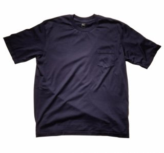 supima cotton big t-shirt NAVY