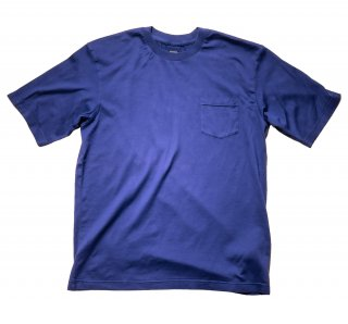 supima cotton big t-shirt PURPLE