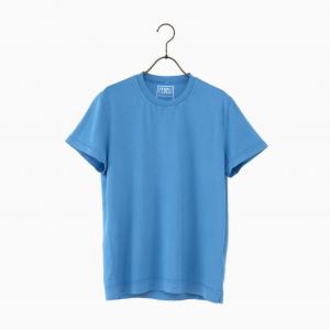 giza cotton t-shirt SKY BLUE
