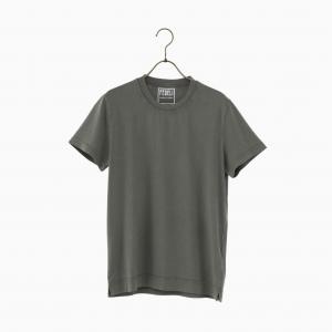 giza cotton t-shirt KHAKI