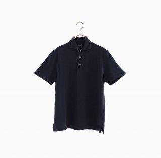 cotton polo shirt NAVY