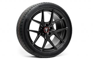Tesla Model 3 19 Falcon Limited Edition Flow Forged Tesla Wheel and Tire Package (Set of 4)