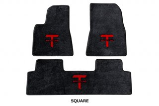 Tesla Model 3 Floor Mat Set - Right Hand Drive