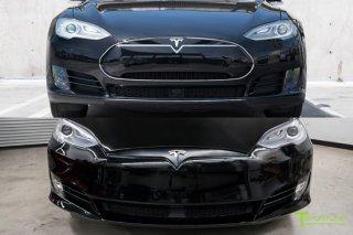 2012-2016 Tesla Model S Front Bumper Facelift Refresh