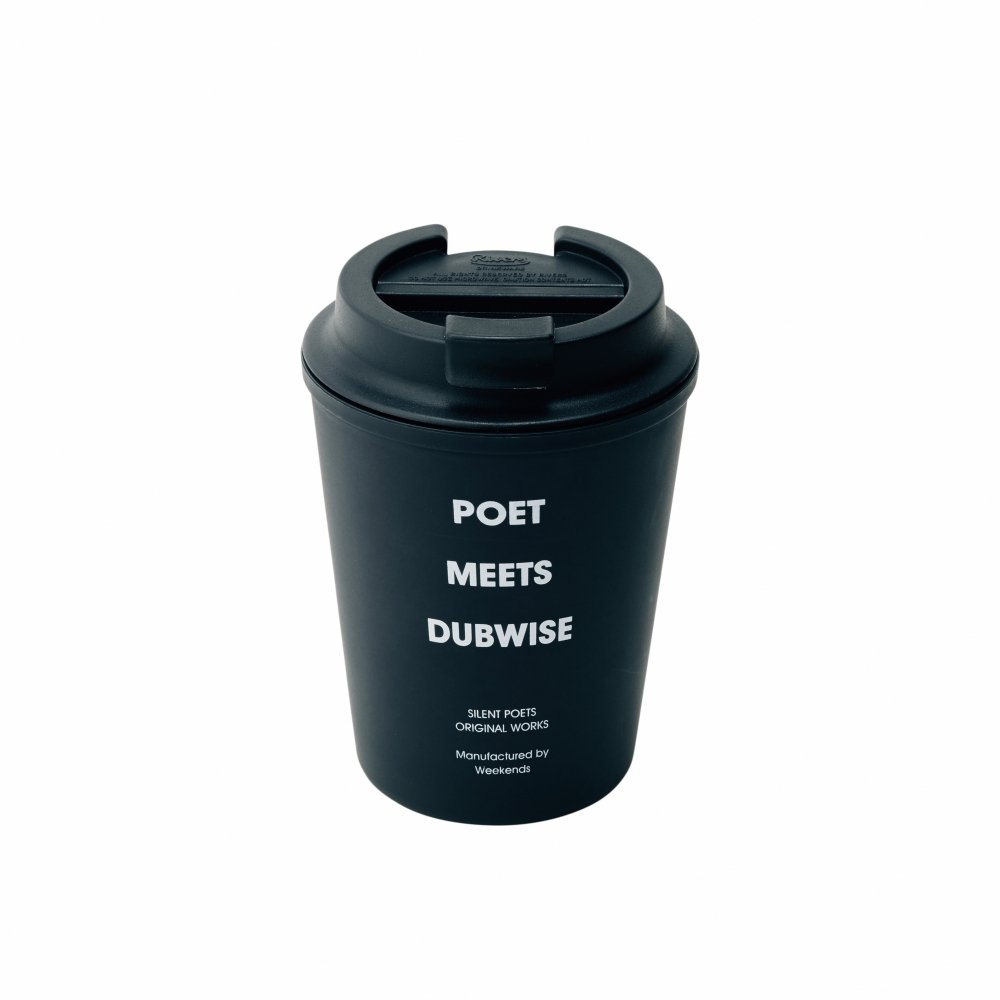 POET MEETS DUBWISE x LITTLE NAP COFFEE WALLMUG