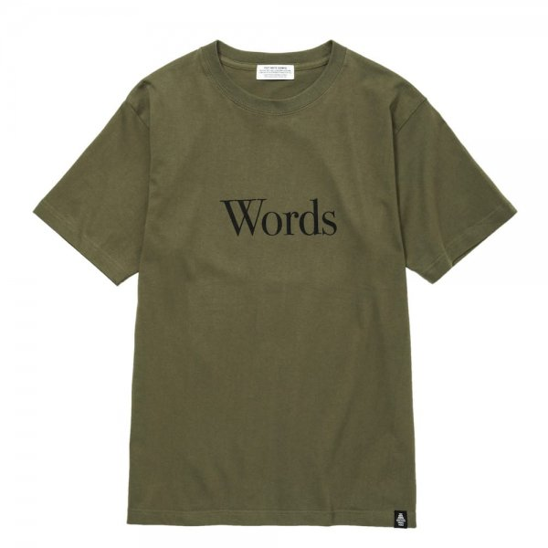 WORDS AND SILENCE TEE<img class='new_mark_img2' src='//img.shop-pro.jp/img/new/icons8.gif' style='border:none;display:inline;margin:0px;padding:0px;width:auto;' />