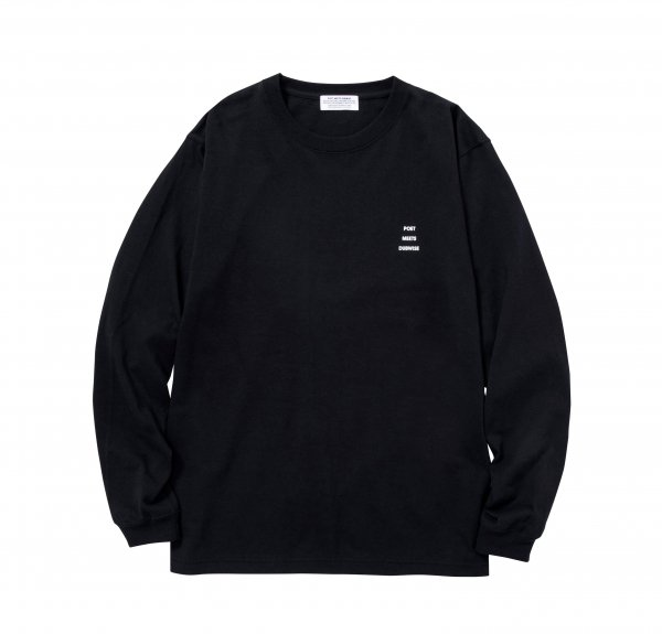 MINORITY LONG SLEEVE TEE