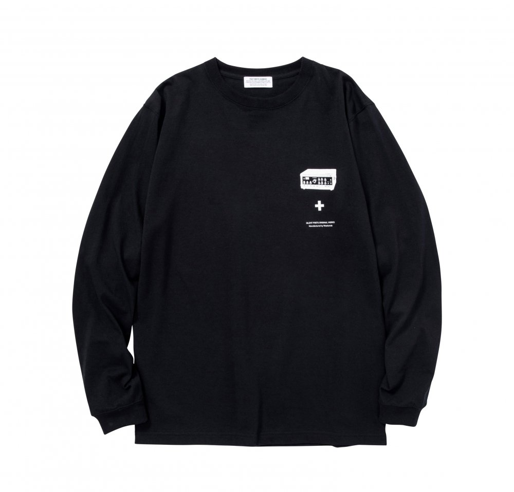 SPACE.E LONG SLEEVE TEE
