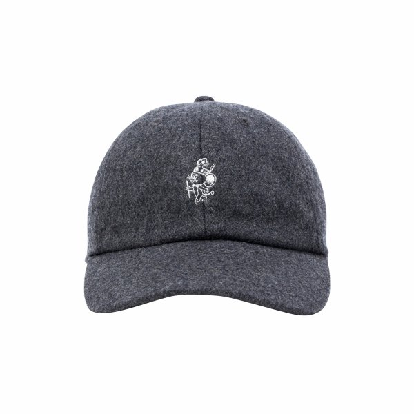 KING JERRY WOOL CAP<img class='new_mark_img2' src='//img.shop-pro.jp/img/new/icons8.gif' style='border:none;display:inline;margin:0px;padding:0px;width:auto;' />