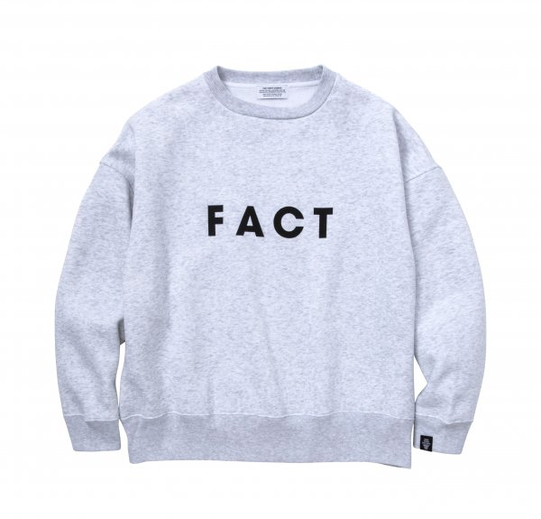 FACT BIG SILHOUETTE SWEAT<img class='new_mark_img2' src='//img.shop-pro.jp/img/new/icons8.gif' style='border:none;display:inline;margin:0px;padding:0px;width:auto;' />