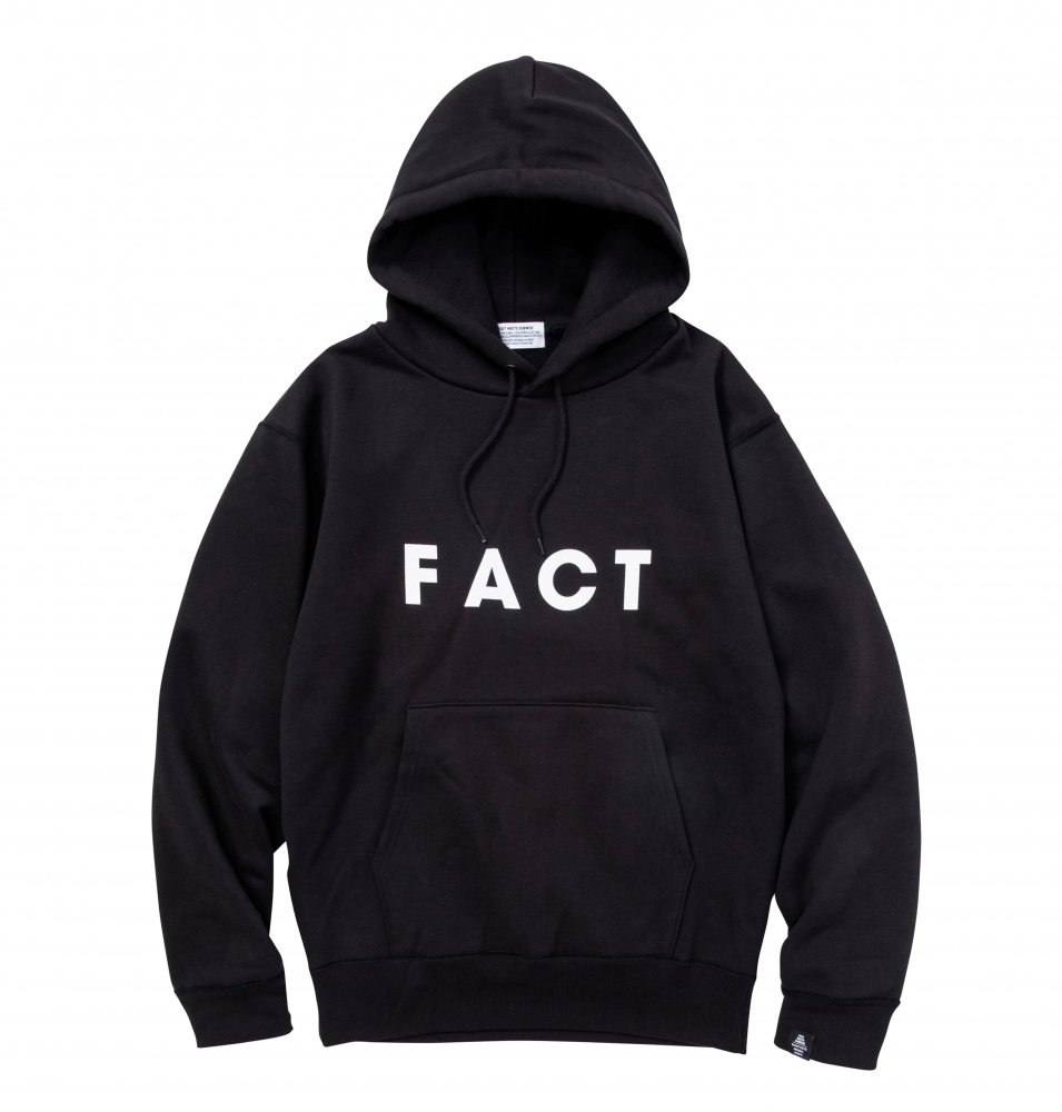 FACT HOODIE<img class='new_mark_img2' src='//img.shop-pro.jp/img/new/icons8.gif' style='border:none;display:inline;margin:0px;padding:0px;width:auto;' />