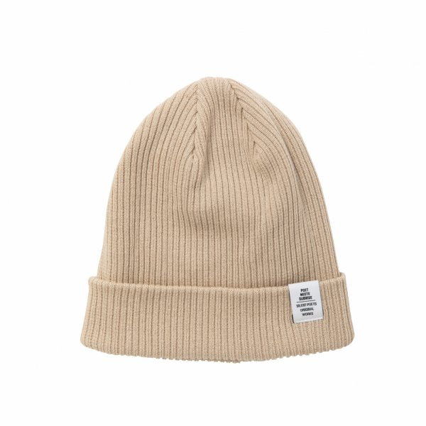 POET MEETS DUBWISE ORGANIC COTTON BEANIE