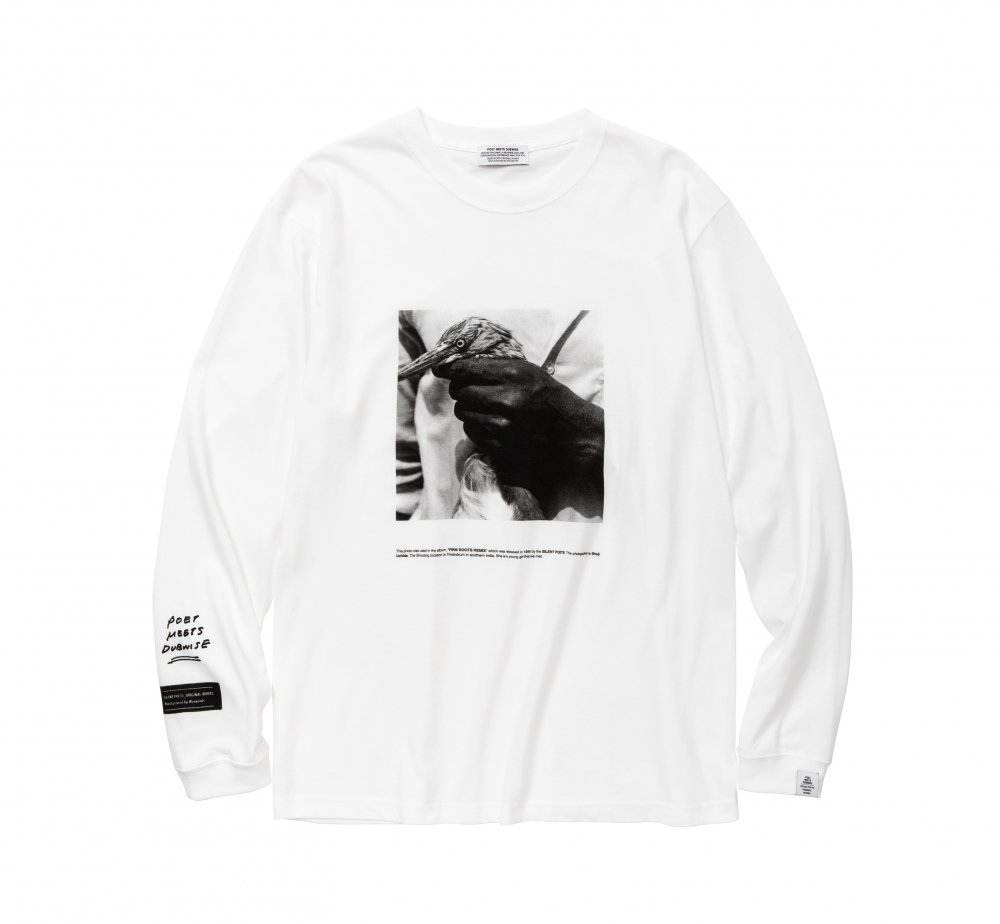 Bird Photo Long Sleeve T-Shirt<img class='new_mark_img2' src='//img.shop-pro.jp/img/new/icons8.gif' style='border:none;display:inline;margin:0px;padding:0px;width:auto;' />