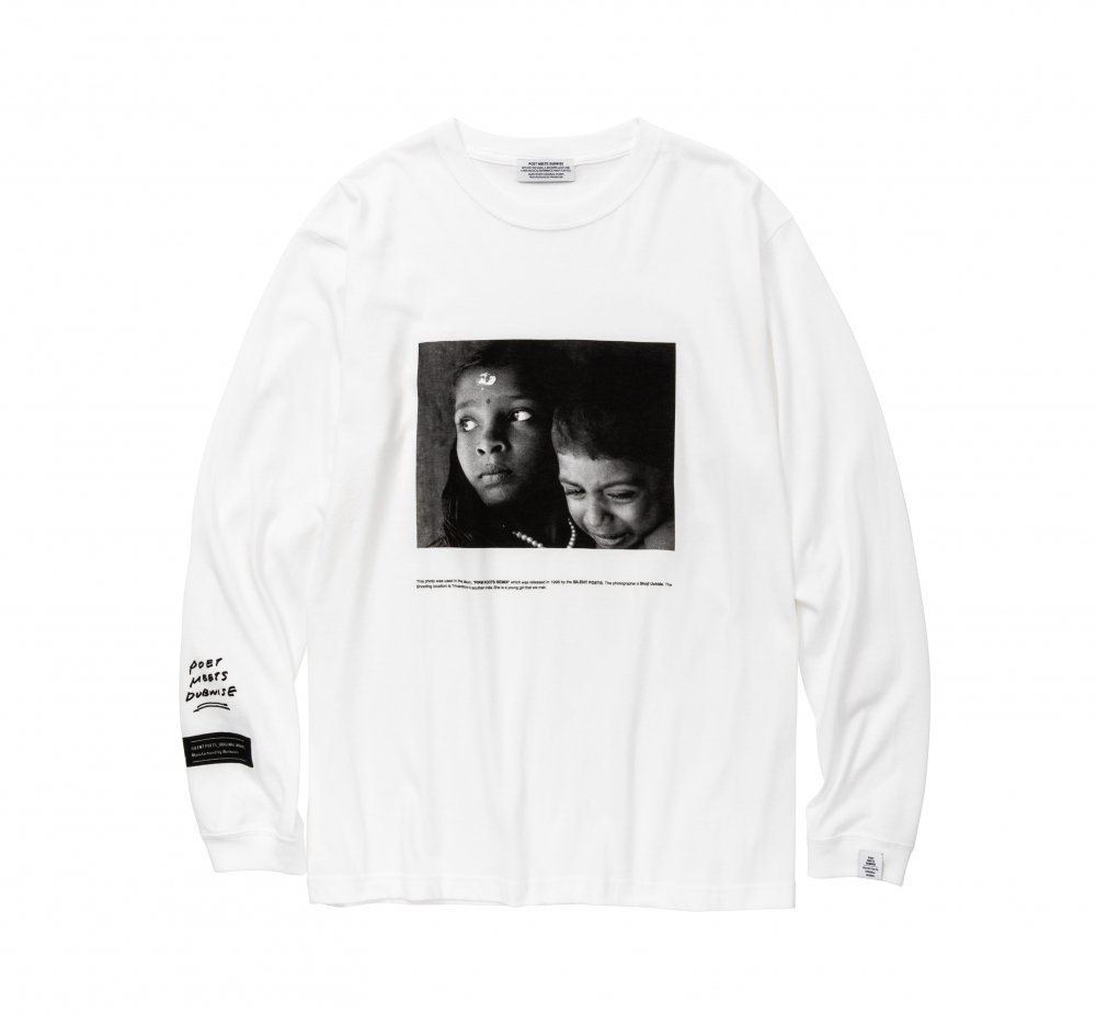 G&B Photo Long Sleeve T-Shirt<img class='new_mark_img2' src='//img.shop-pro.jp/img/new/icons8.gif' style='border:none;display:inline;margin:0px;padding:0px;width:auto;' />
